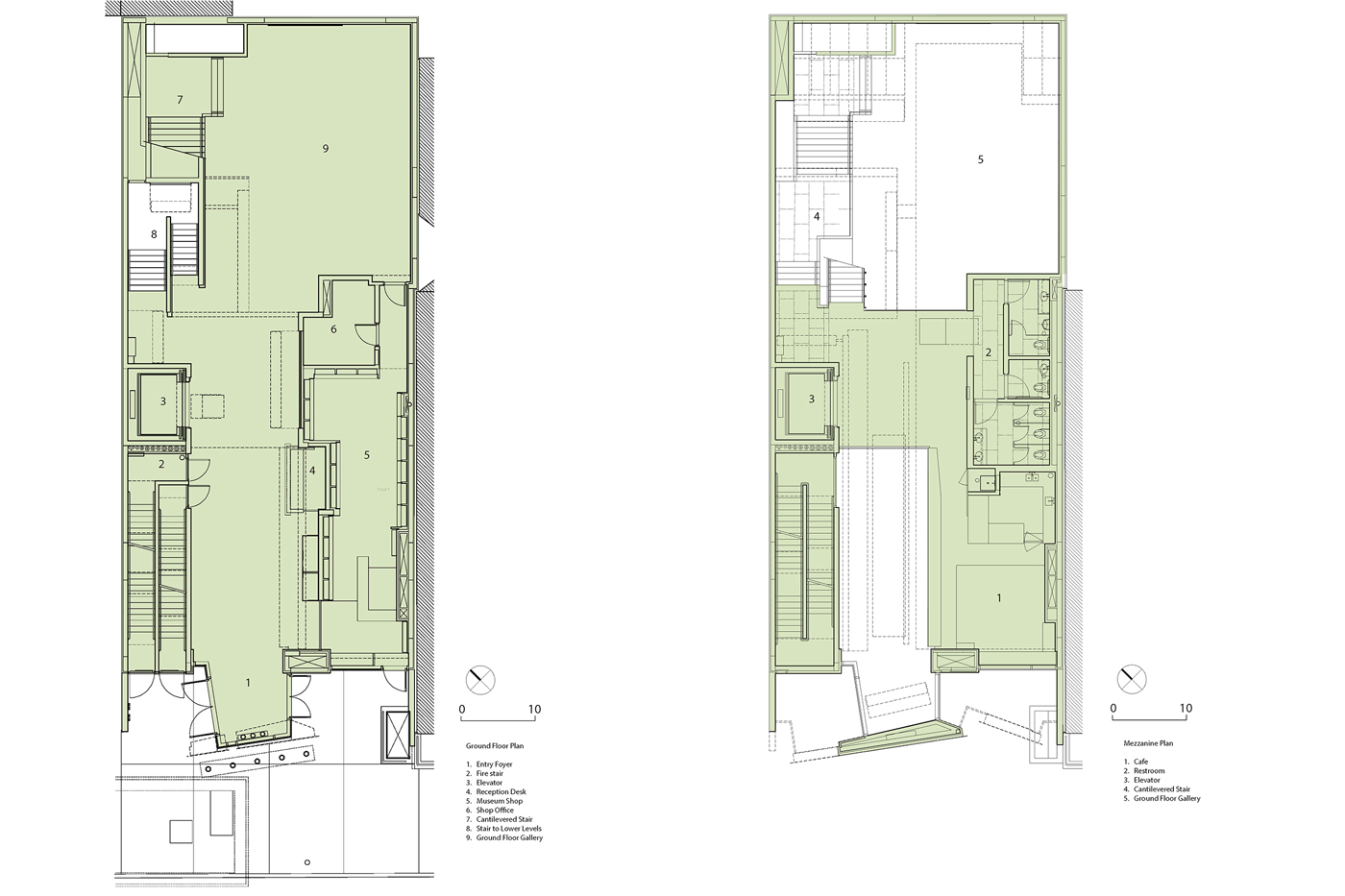 Iit college of architecture for American floor plans